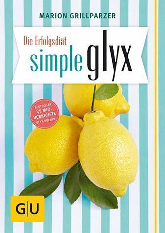 Broschiertes Buch »Die Erfolgsdiät simple glyx«
