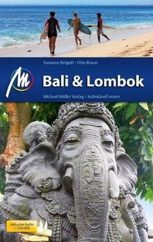 Broschiertes Buch »Bali & Lombok«