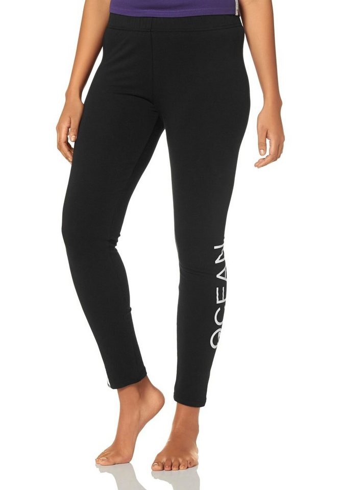 Ocean Sportswear Leggings in Schwarz