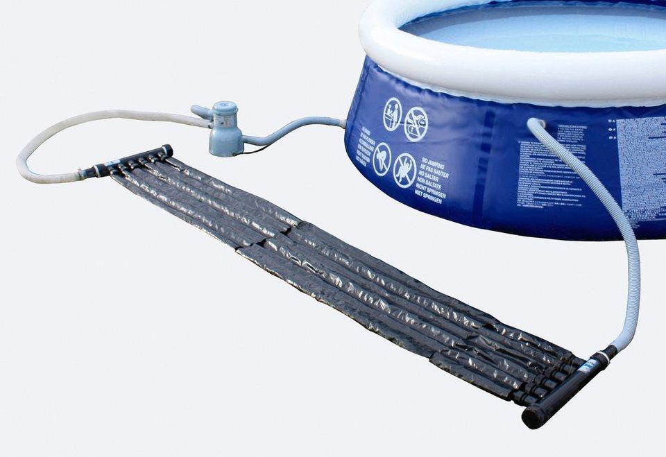 MYPOOL Solarabsorber »Solar Express«, für Quick-Up Pools bis Ø/H 3,66/0,92 m in schwarz