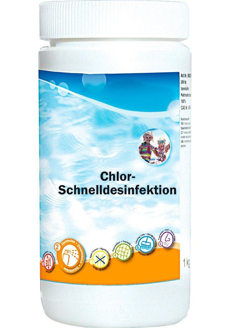 Chlor-Schnelldesinfektion »Granulat 1,2 kg Dose«