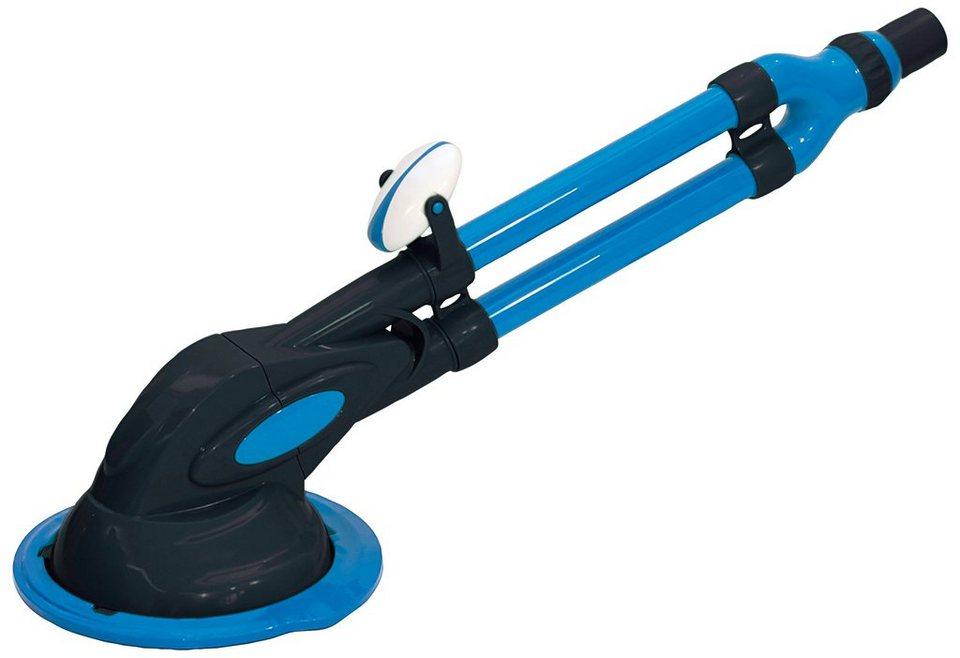 Automatischer »Bodenreiniger S2« in blau