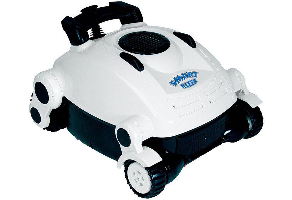 Automatischer Bodenreiniger »Smart-Kleen« in weiß