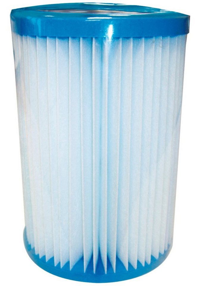Ersatzfilterkartusche, geeignet für Skimmy 2 und 4 in weiß