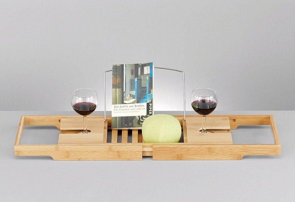badewannenablage bamboo online kaufen otto. Black Bedroom Furniture Sets. Home Design Ideas