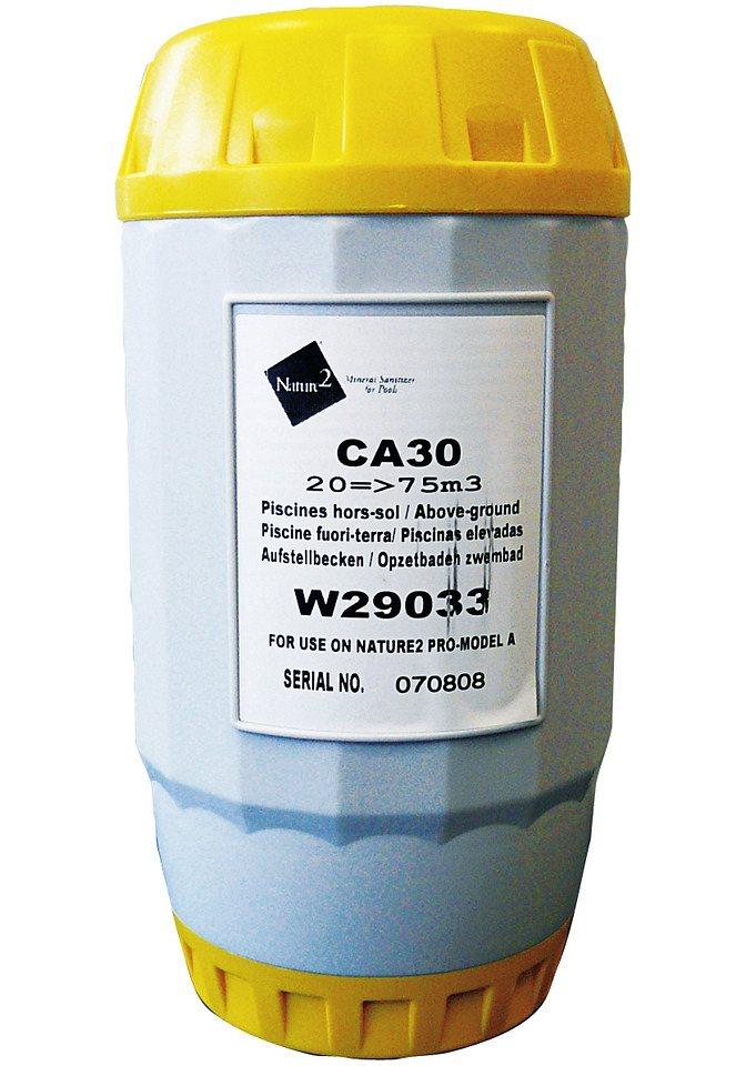 Wasserpflege »Nature² - Kartusche CA 30« in blau