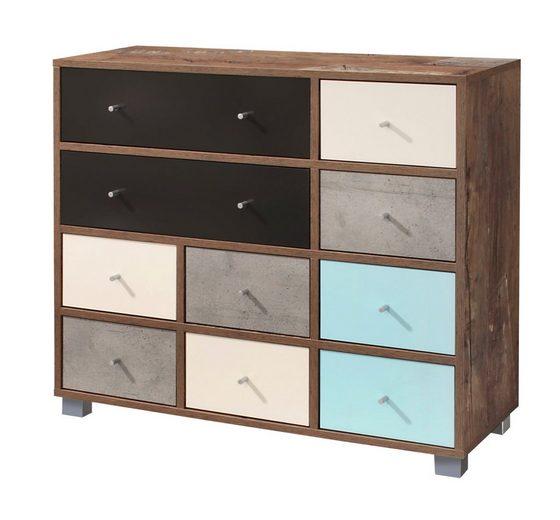 schildmeyer kommode london breite 90 cm kaufen otto. Black Bedroom Furniture Sets. Home Design Ideas