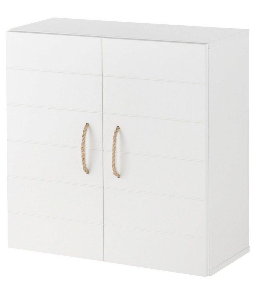 Hängeschrank »Mare«, Breite 60 cm in weiß/weiß