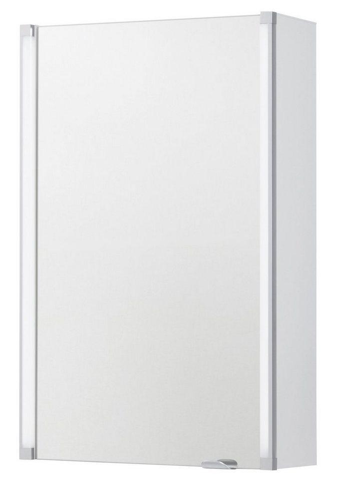 fackelmann spiegelschrank led line breite 42 5 cm online kaufen otto. Black Bedroom Furniture Sets. Home Design Ideas
