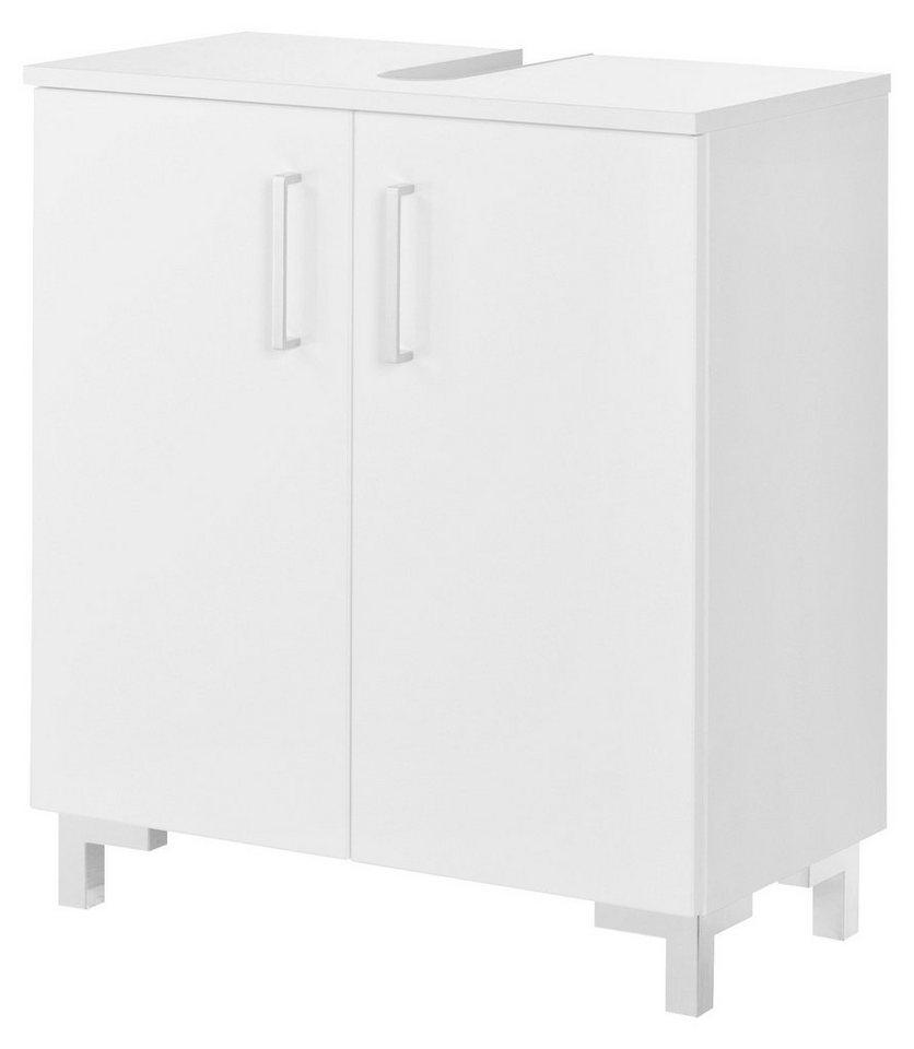 Waschbeckenunterschrank »Atlanta« in weiß