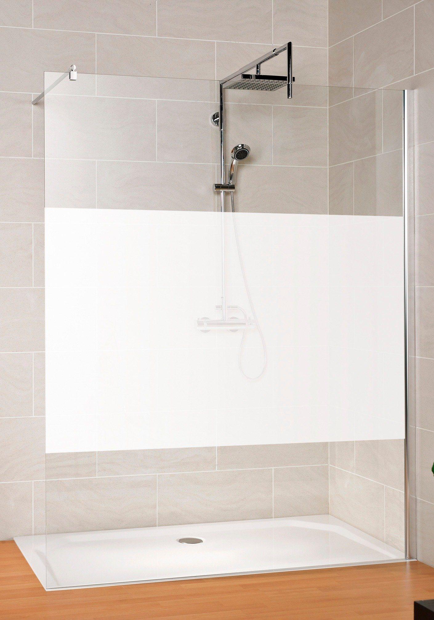 SCHULTE Walk-In Dusche »Free & Easy«, 140 cm | Bad > Duschen > Duschen | Schulte