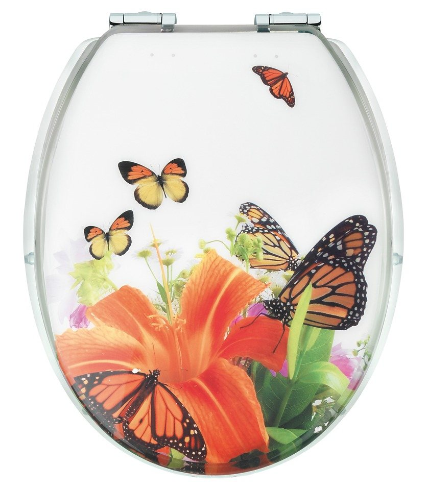 wc sitz butterfly online kaufen otto. Black Bedroom Furniture Sets. Home Design Ideas