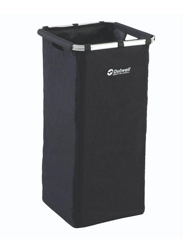 Outwell Campingtruhe & -Kiste »Folding Storage Basket XL« in schwarz