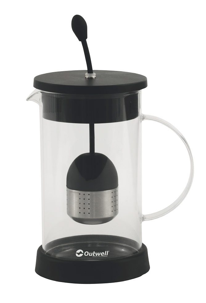 Outwell Camping-Geschirr »Tritan Tea Press 8 Cups«