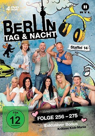 DVD »Berlin - Tag & Nacht - Staffel 14 (Folge...«