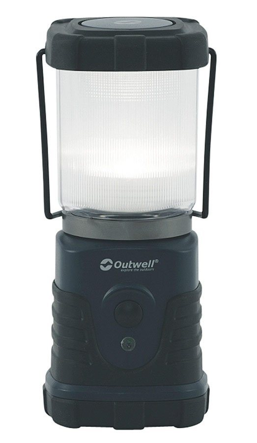 Outwell Camping-Beleuchtung »Carnelian 90 Lantern« in schwarz