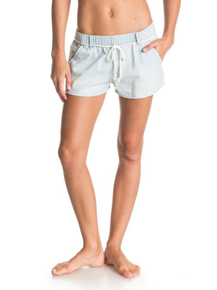 Roxy Denim-short »Beachy Beach Short« in vintage bleach