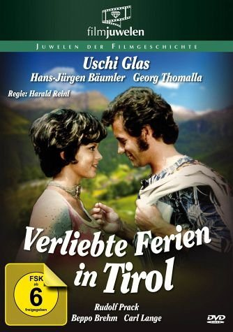 DVD »Verliebte Ferien in Tirol«