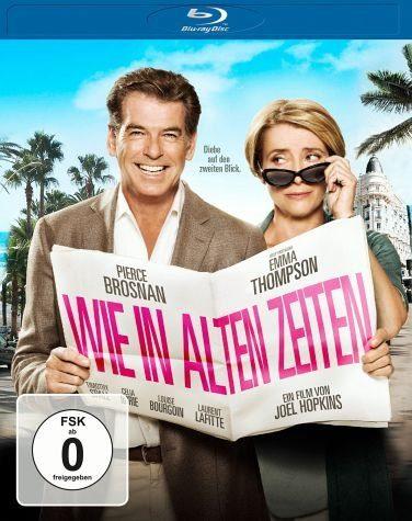 Blu-ray »Wie in alten Zeiten«