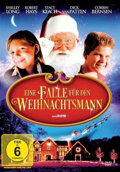 DVD »Eine Falle für den Weihnachtsmann«