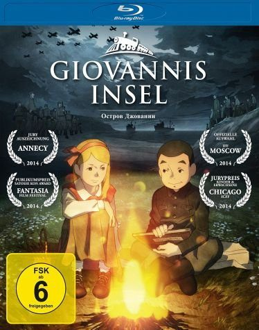 Blu-ray »Giovannis Insel«