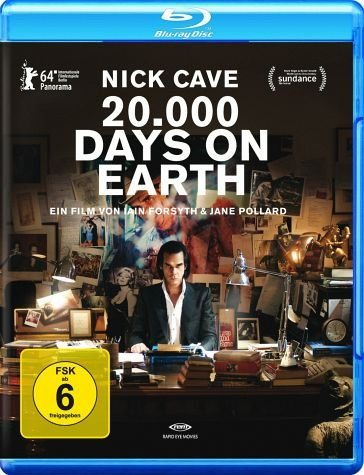 Blu-ray »Nick Cave - 20.000 Days on Earth (OmU)«