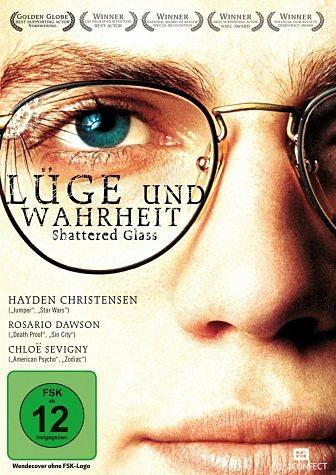 DVD »Lüge und Wahrheit - Shattered Glass«