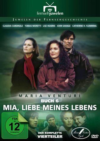 DVD »Mia, Liebe meines Lebens - Der komplette...«