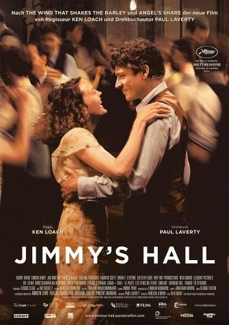 DVD »Jimmy's Hall«