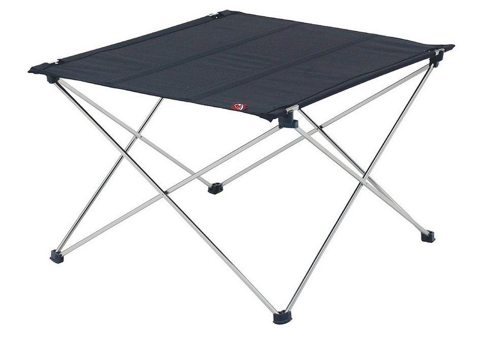 Robens Camping Tisch »Adventure Table Large« in schwarz
