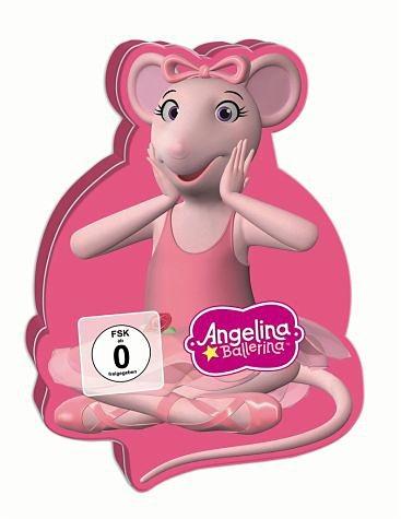 DVD »Angelina Ballerina Folge 4-6 (Steelbook, 3 Discs)«