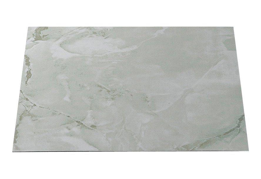 Spar-Set: PVC Fliesen, Stärke 2,0 mm, selbstklebend in weiß