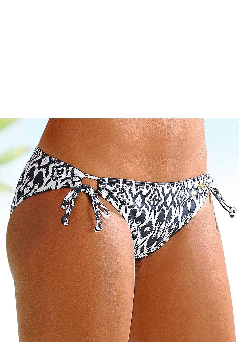 LASCANA Bikini-Hose »Grace«, mit seitlichen Bindebändern
