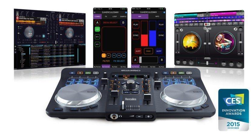 HERCULES DJ Console Universal »(PC)«