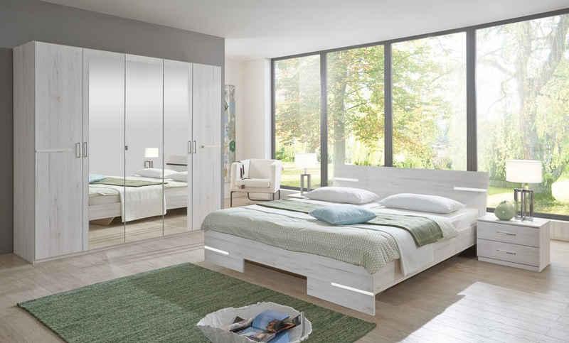 Wimex Schlafzimmer-Set »Anna«, (Set, 4-St)