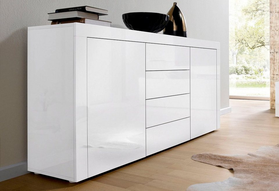 borchardt m bel sideboard breite 139 cm kaufen otto. Black Bedroom Furniture Sets. Home Design Ideas