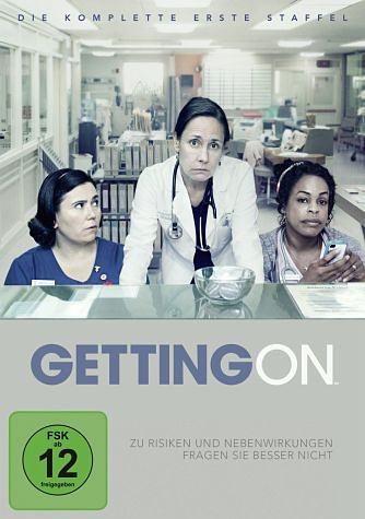 DVD »Getting On - Die komplette erste Staffel«
