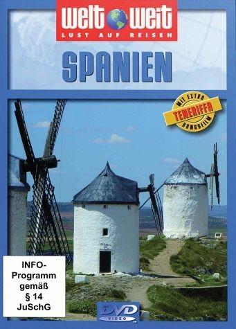 DVD »Weltweit - Spanien«