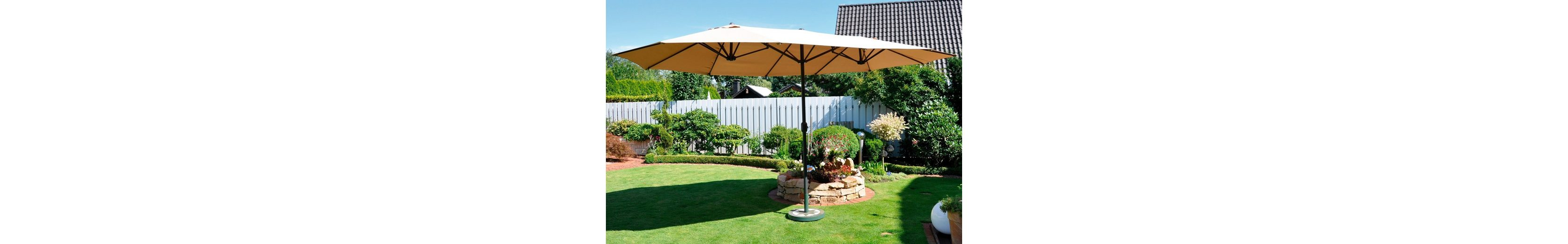 Sonnenschirm »Oval«