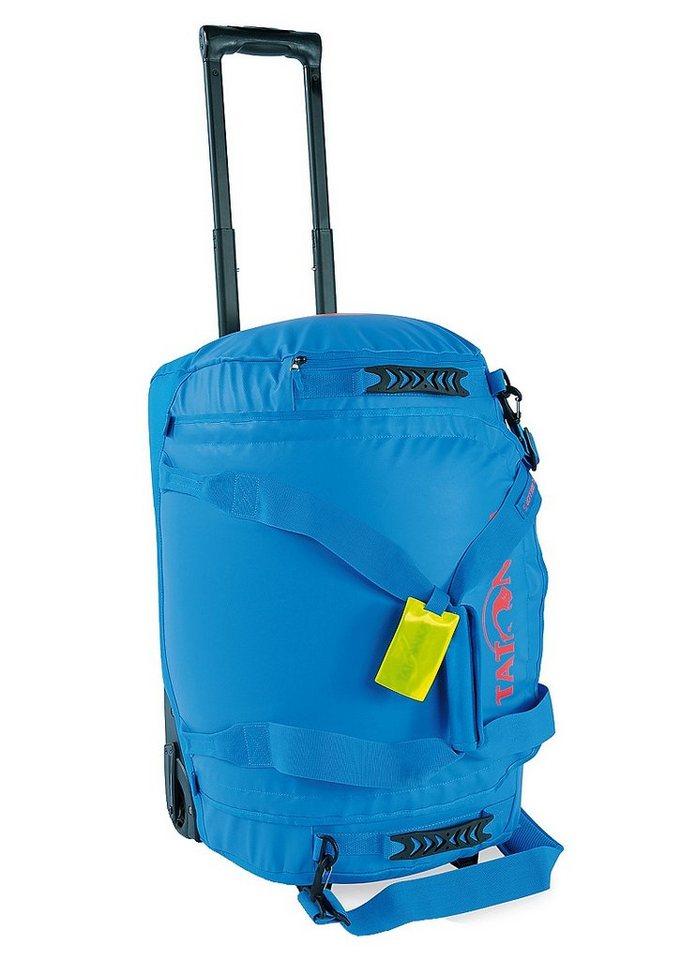 TATONKA®, Reisetasche mit 2 Rollen »Barrel Roller S« in bright blue