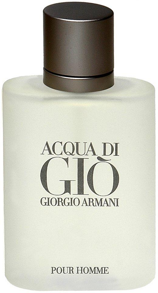 Giorgio Armani, »Acqua di Gio«, Aftershave