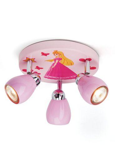 Brilliant Leuchten Deckenstrahler »PRINCESS«, Deckenlampe