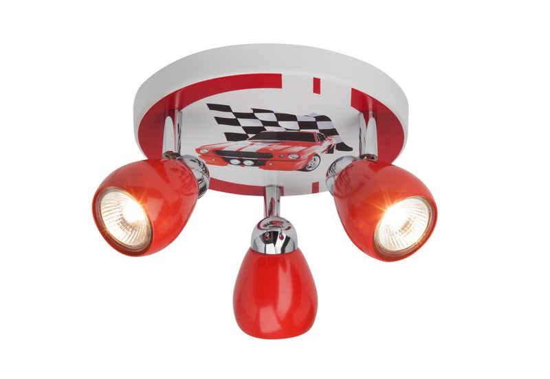 Brilliant Leuchten Deckenstrahler »RACING«, Deckenlampe