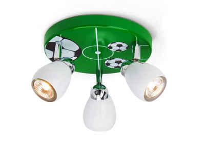 Brilliant Leuchten Deckenstrahler »SOCCER«, Deckenlampe
