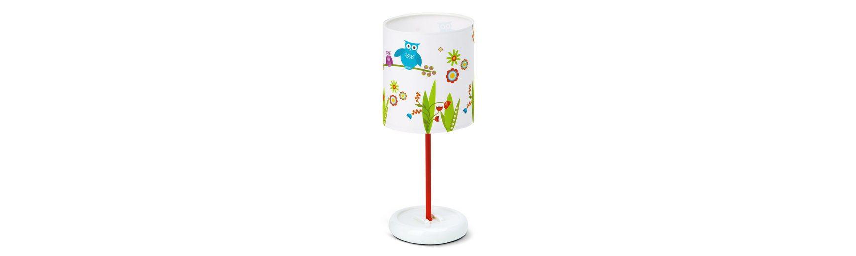 Tischleuchte, inkl. LED Leuchtmittel, Brilliant