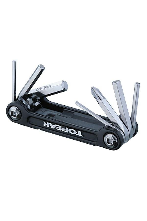 Topeak Werkzeug & Montage »Mini 9 Pro Miniwerkzeug black«