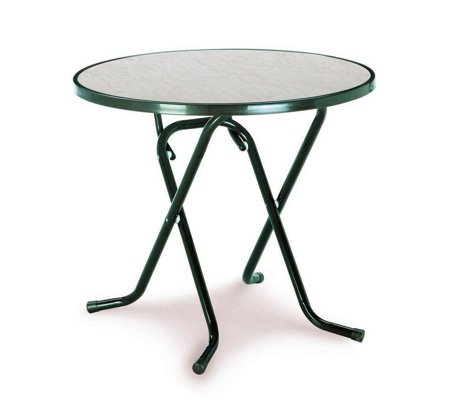 Tisch »Primo« in grün