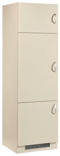 wiho Küchen Kühlumbauschrank »Amrum« 60 cm breit