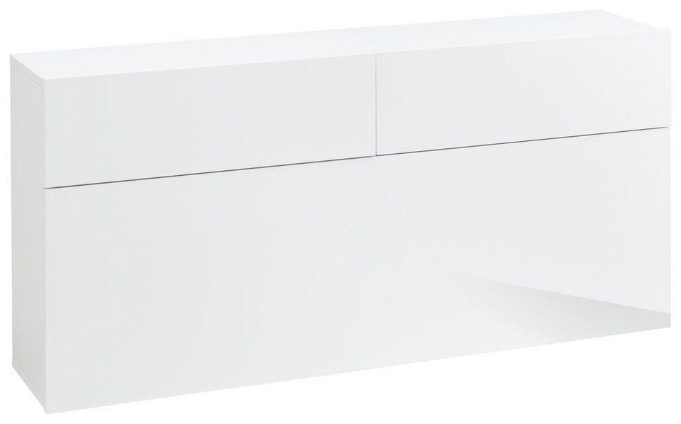 Schuhschrank »Verona« in weiß-weiß