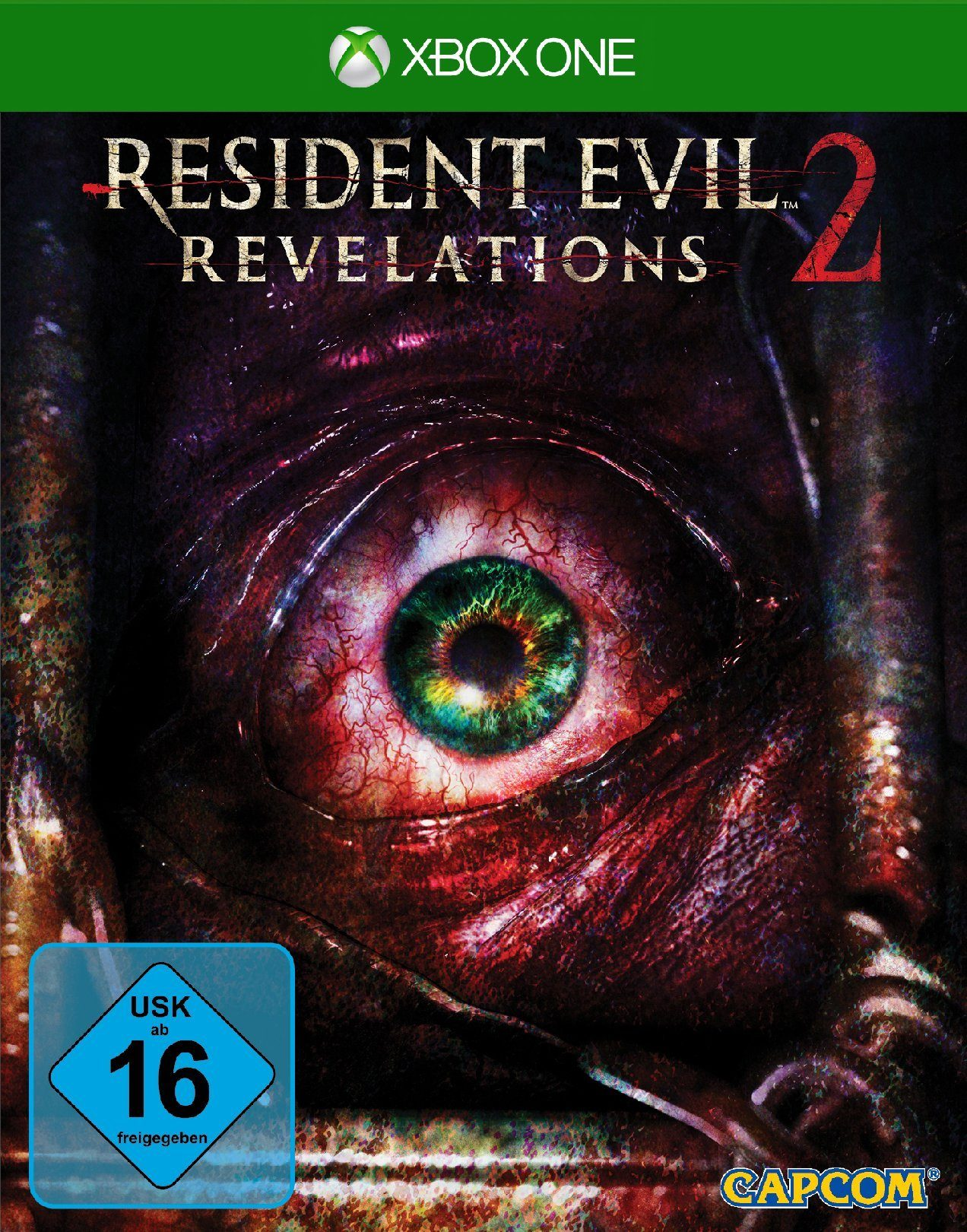 Capcom Resident Evil: Revelations 2 »XBox One«